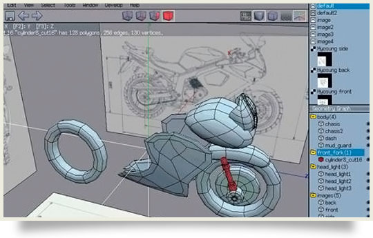 Wings 3d 1 4 Released With Many New Tools