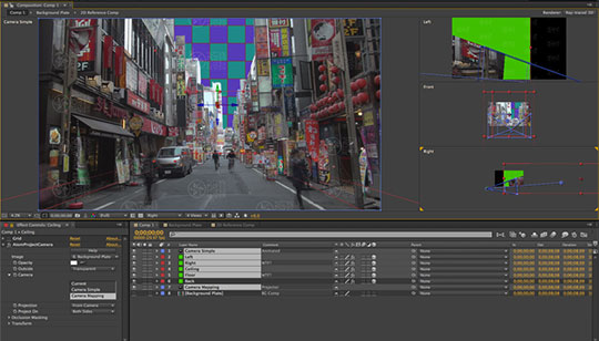 Atomkraft for after effects sees release with special for Habitacion 3d after effects