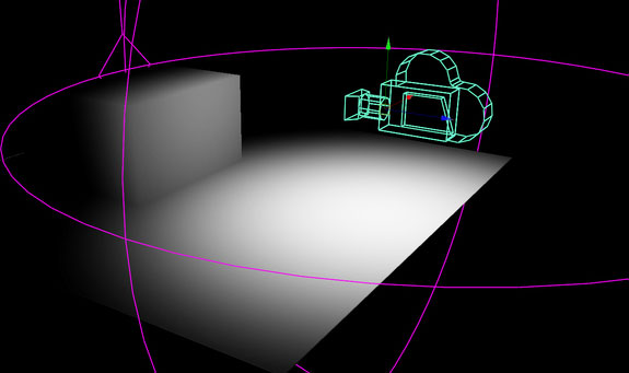 Friendly-Depth-Map-real-time-depth-visualization-for-Maya