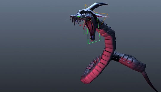Cinema 4D | Rigging a Character with a Dynamic Tail