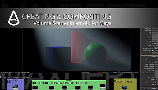 Creating-&-Compositing-Volumetric-Scatter-with-Arnold-for-Maya-and-Nuke-8