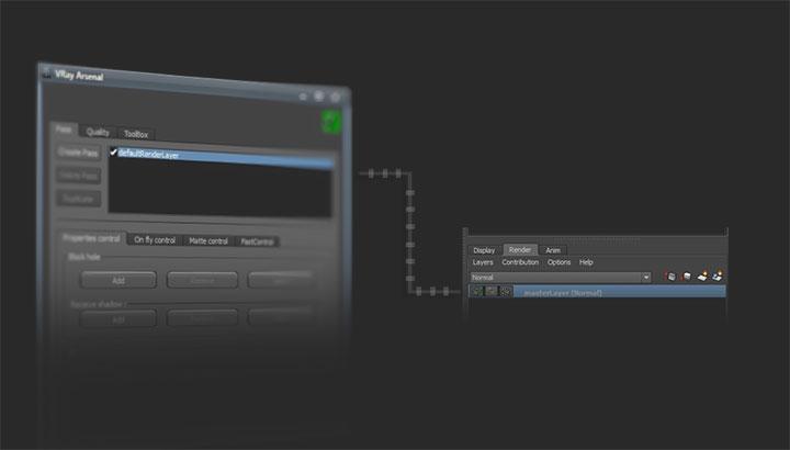 DeeX-Vray-PLugin-for-Maya