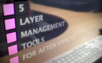 5 Tools for Better Layer Management in After Effects