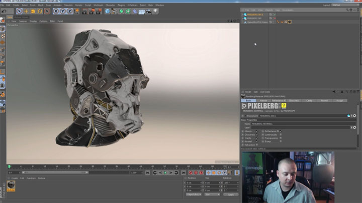 A Guide For Realtime PBR Rendering in Cinema 4D