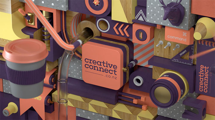 Rich Nosworthy's Creative Connect Infinite Loop