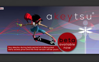 Nukeygara Launches Akeytsu Beta