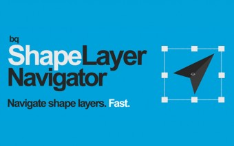 Shape Layer Navigator For After Effects Saves Your Day