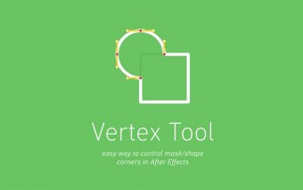 Take Back Control Over Your Vector's Corners in Ae With the Vertex Tool