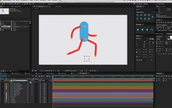 Get Started Using RubberHose for After Effects