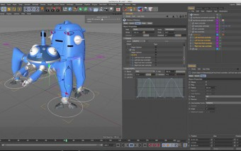 Creating a Walk Cycle With cMotion in C4D
