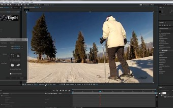 Working With FayIN Tracking in After Effects
