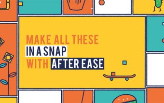 After Ease Makes a One Step Easing Workflow