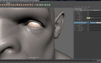 Watch Maya's New Shape Authoring Workflow