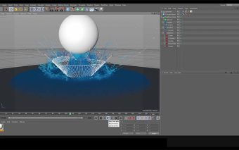 C4D Will Soon See Native Fluid Sims Thanks to RealFlow Cinema 4D