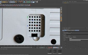 Modeling Tough, Odd Shaped Holes in Cinema 4D
