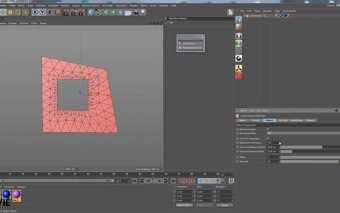 Xtrudy, an Even Distribution Alternative to C4D's Extrude