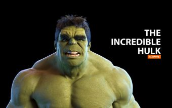 Robert Kuczera's The Incredible Hulk R&D