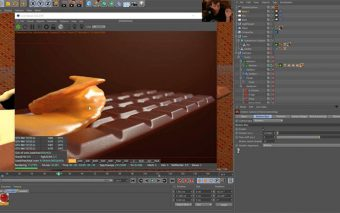 Have a Look at Creating Fluid Effects in C4D with RealFlow C4D