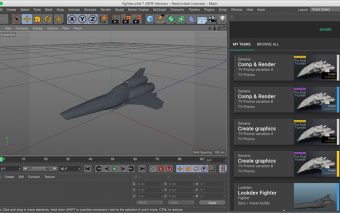 ftrack Launches New Integration With Cinema 4D