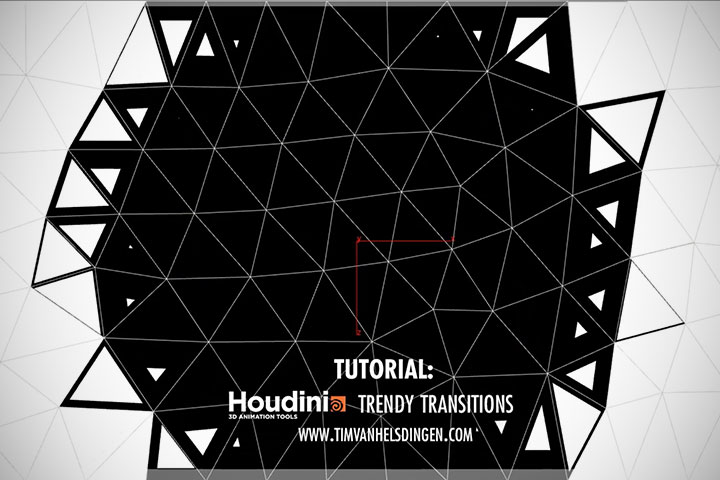 Motion graphics style transitions in houdini lesterbanks for Motion graphics transitions