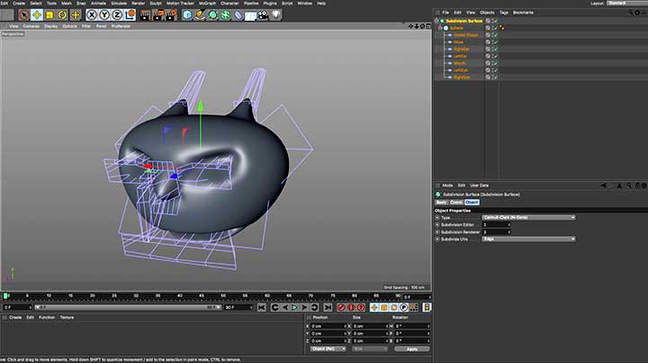 Maxon Releases a New Lattice Plane Deformer for C4D