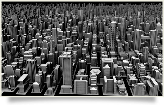 six building and city generation tools for maya