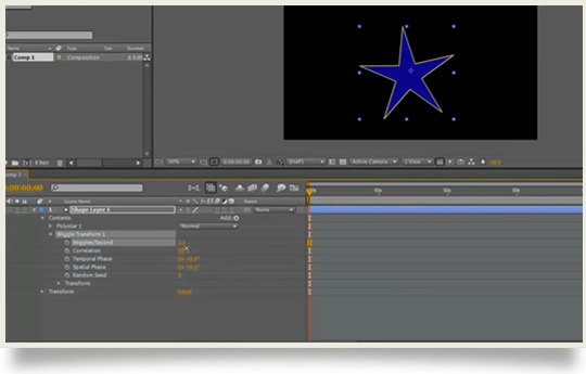 After effects tutorial 14 auto orient and the wiggler by.