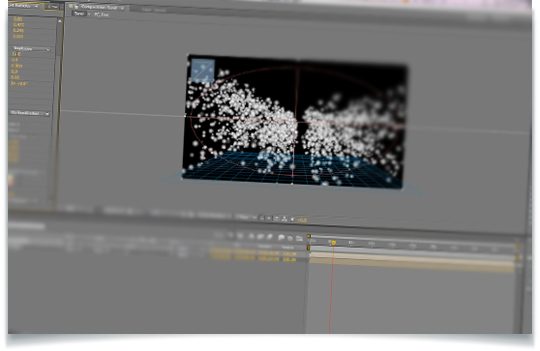 Creating Particle World Transitions in After Effects Part 1