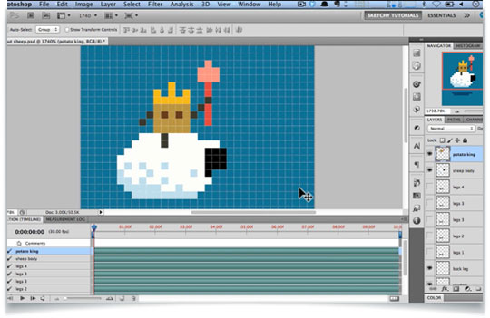 How To Draw Pixel Art In Krita