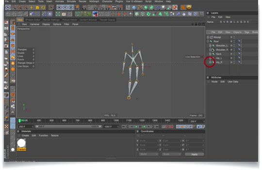 Introduction to Using Kinect Motion Capture in Cinema 4D - Lesterbanks