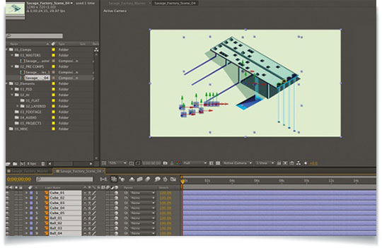 Create A 3d Isometric Effect In After Effects Lesterbanks
