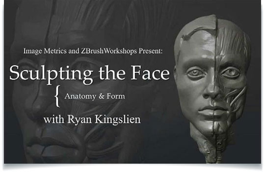 How to sculpt doll or fairy face and head, by artisan tony rice.