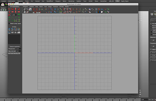 Nightshade UV Editor for Maya Offers Extended Functionality to