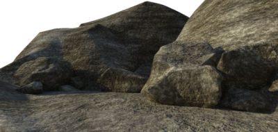 RockGen, the 1 Click Procedural Rock Generator for Maya Updates With