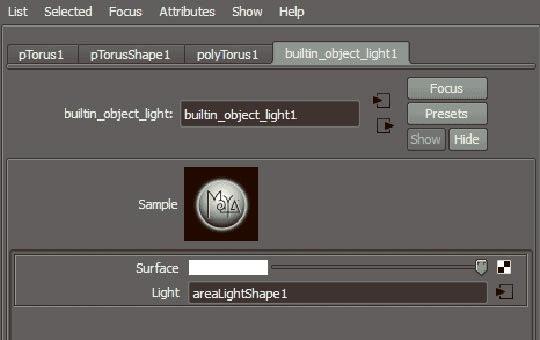 Mental-ray-object-light-shader