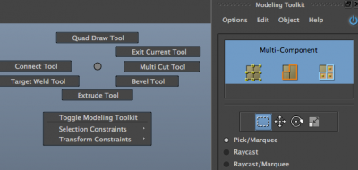 maya marking menu script for modeling toolkit Archives