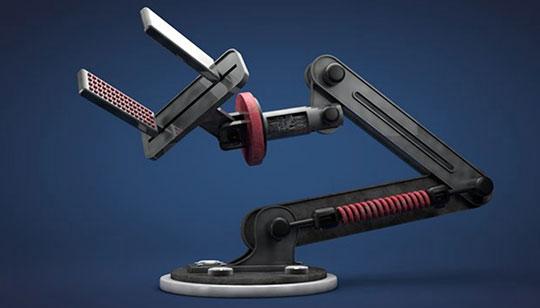 Cinema 4D | Rigging a Mechanical Arm With Custom Animation