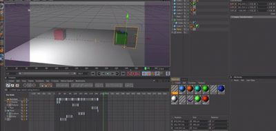 Animated Weather and Cracked Transition in Cinema 4D - Lesterbanks