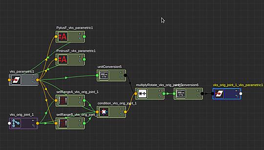 Maya | Variable Kinematics Script - Lesterbanks