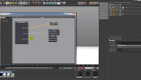 Cinema 4D | Controlling Subdivision and Creating Proxy
