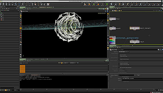 Houdini | Creating Procedural Animation With The Wire Solver