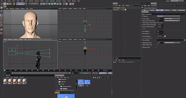 Use Cinema 4D Lite to Generate Displacements Maps for AE and ... on
