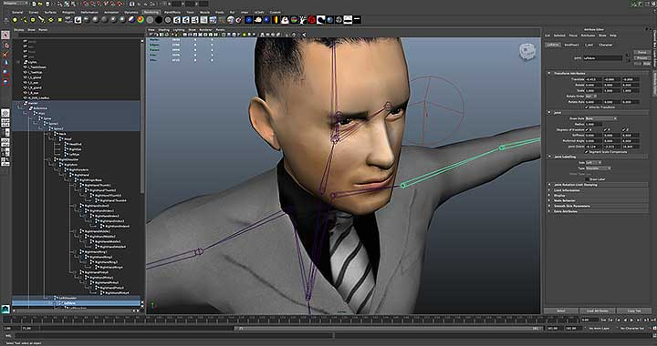 Character Design Theme Generator : Autodesk introduces online character generator lesterbanks