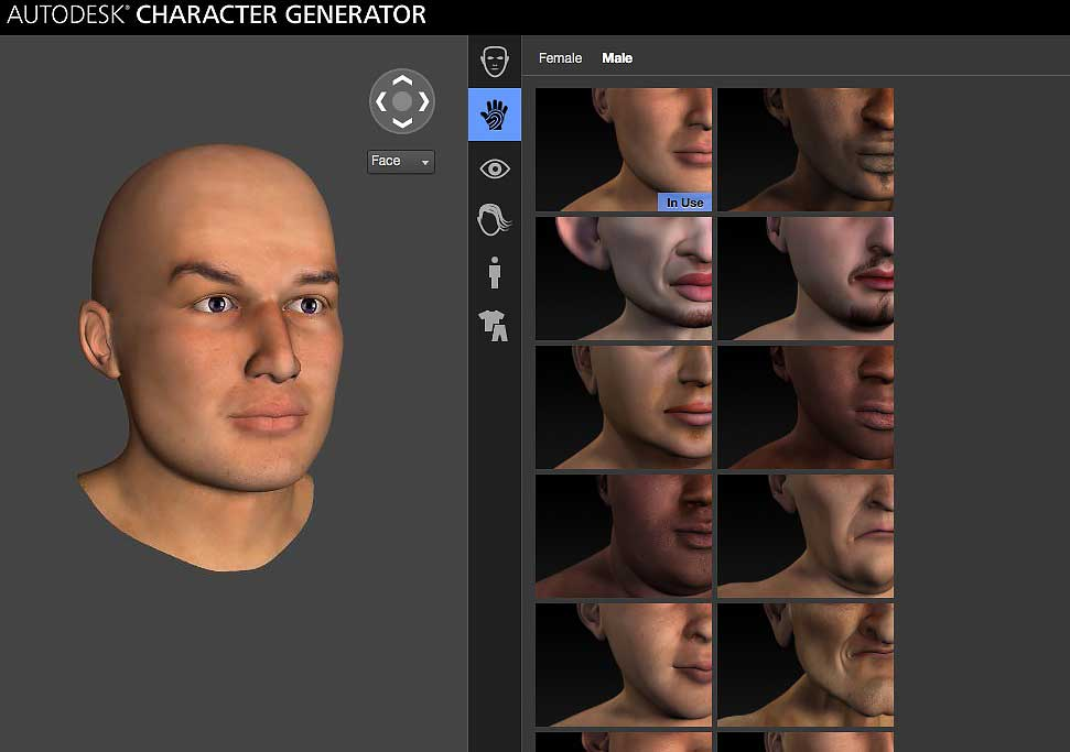 Autodesk Introduces Online Character Generator - Lesterbanks