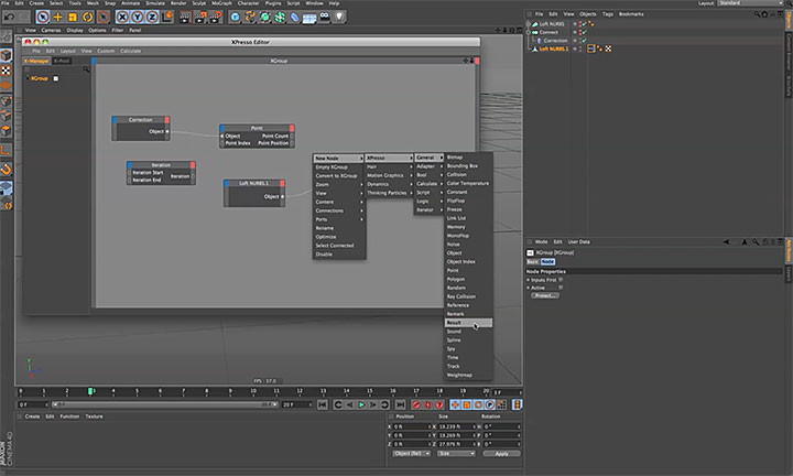 How To Bake C4D NURBS into Point Level Animation - Lesterbanks
