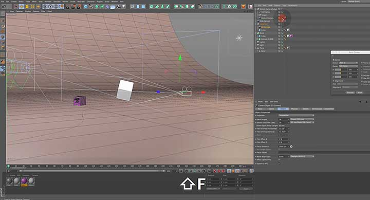 Creating a Live MultiCamera Workflow With Cinema 4D and