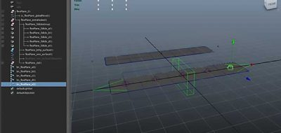 Animating a Ribbon in Maya Using Nested Deformers - Lesterbanks