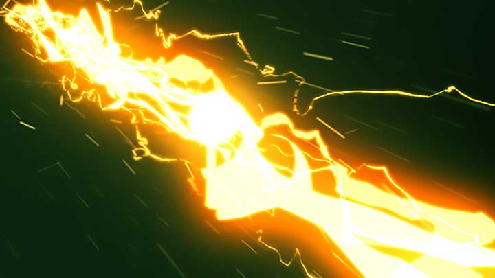 Designing Anime-Stylized Lightning With Trapcode MIR in Ae