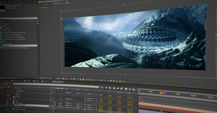 Creating Cinematic Fractals Using Mandelbulb3D and After Effects