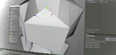 Origami Maker for cinema 4D Creates Paper Unfolding Effects a Simple